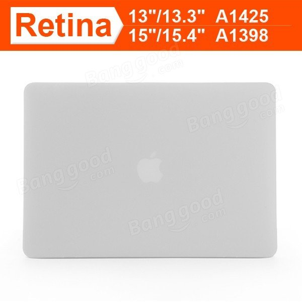 Cover Logo Frosted Surface Matte Hard