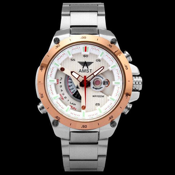 часы марки amst используемые днём