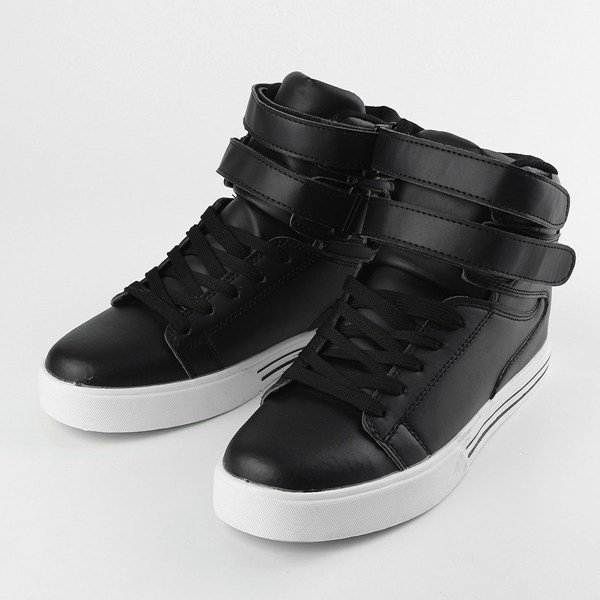 Men's High Top Sneakers Skateboard Ankle Boots Casual Shoes 2016 autumn and winter fashion high top shoes male pointed toe leather casual shoes men s ankle boots