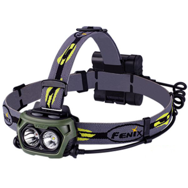 FENIX Cree XP-E2 R5 LED 450lumens 4AA Batteries Headlamp Headlight fenix ld09 2015 version 220 lumens cree xp e2 r3 led flashlight