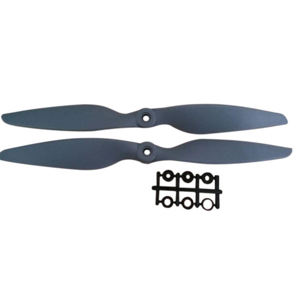 GEMFAN 1145 Nylon Propeller CW/CCW for RC Mini Multirotor 1 Pair gemfan master 5045bn 3 blade propeller gold