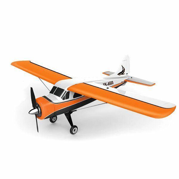 XK DHC-2 A600 5CH 3D6G System Brushless RC Airplane Compatible Futaba RTF xk dhc 2 a600 rc airplane spare part plastic parts