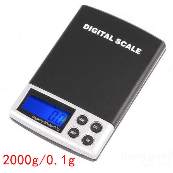 2000g x 0.1g Electronic Balance Gram Digital Jewelry Pocket Weighing Scale high quality precise jewelry scale pocket mini 500g digital electronic balance brand weighing scales kitchen scales bs