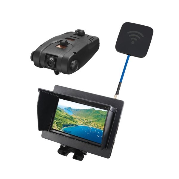 Syma X5C-1 X5SC JJRC X1 5.8G FPV 720P Camera with Monitor Real Time Transmission C4001