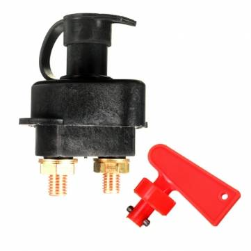 12V/24V Car Battery Isolation Terminal Disconnect Cut Off Power Switch