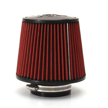 3 Inch 76mm Height Car High Flow Cone Cold Air Intake Filter Cleaner