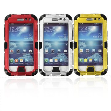 Aluminum Metal Shock/Dust Proof Case For Samsung Galaxy S4 Mini