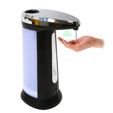 Save Power Automatic Soap Dispenser Infrared Sensor Hand Sanitizer