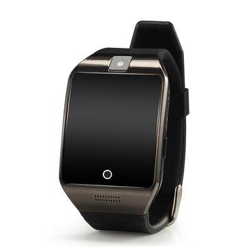 Tela de toque capacitivo apro relógio Bluetooth inteligente com 8g cartão sd