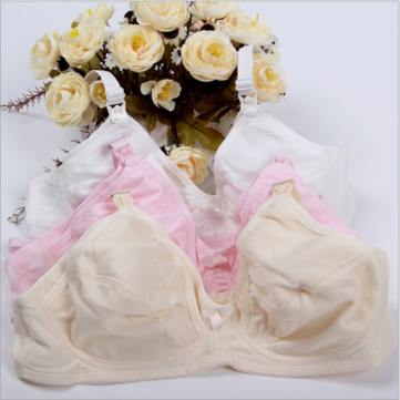 Buy Maternity Nursing Breast New Born Baby Feeding Cotton Breathable Non Wired Bras