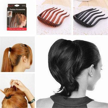 Volume Inserts Hair Clip Bumpits Comb Fashion Accessories