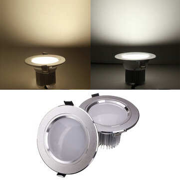 Buy 7W Cree LED Downlight Ceiling Recessed Lamp 85-265V + Driver