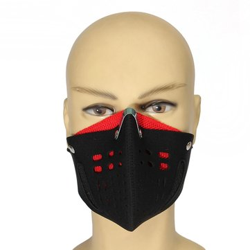 Motorcycle Bike Racing Ski Half Anti Dust Face Mask