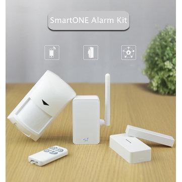 BroadLink S1C Alarm Kit SmartOne Door Motion PIR Sensor Smart Home System Remote Control
