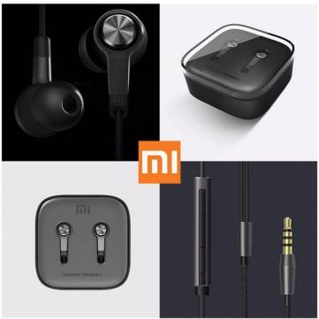 Cheap Original Xiaomi Piston 3 Reddot Design Earphone For Smartphone