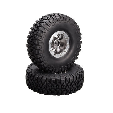 Buy TFL 1/10 RC Car Spare Parts 1.9*4.6 Inch Emulation 10-Spoked Tires C1401-45