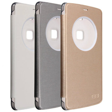 Buy Original Flip PU Leather View Window Case PC Cover Elephone P8000