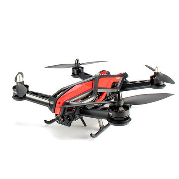 Buy LONGING LY-250 LY250 5.8G FPV Racing Brushless Motor RC Quadcopter BNF