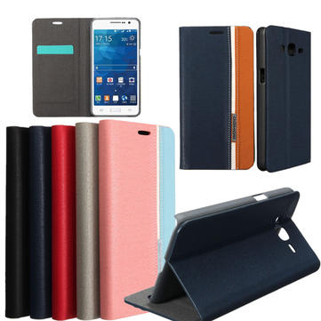Buy MOHOO PU Leather Stand Case Cover Samsung Galaxy Grand Prime G530
