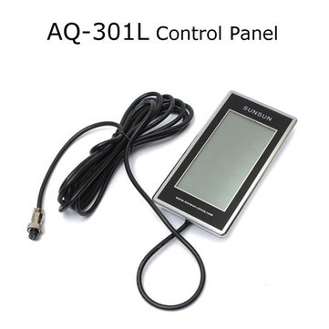Buy AQ-301L Aquarium Fish Tank Intelligent Controller Control Panel Color Screen