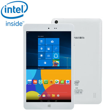 Chuwi Hi8 intel z3736f quad core da 8 pollici tablet dual boot