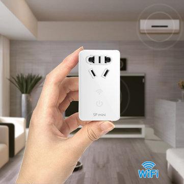BroadLink SP Mini WiFi Smart Home Socket Switch Plug Timer Wireless Remote Controller