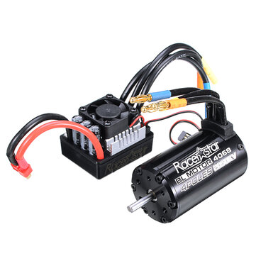 Buy Racerstar 4068 Brushless Waterproof Sensorless Motor 2050KV 120A ESC 1/8 Cars RC Car Parts