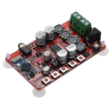 Bluetooth csr4.0 ricevitore audio bordo amplificatore digitale TDA7492P 25w + 25w