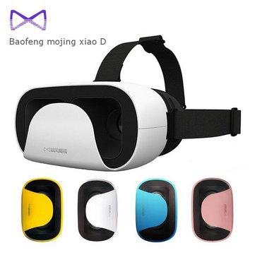 Baのeng モジン シャオ D 3DビデオメガネFOV60 VRメガネiPhにe 6 / 6S プラス5用.5インチの華為小学