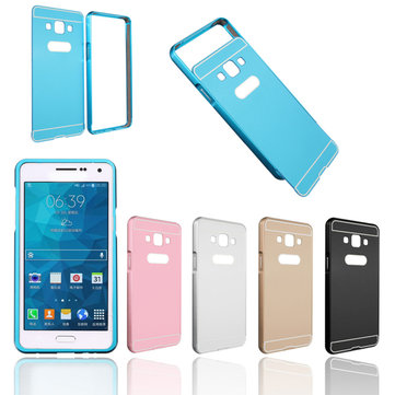 Buy Luxury Hybrid Metal Aluminum Frame+PC Back Cover Case Skin Samsung Galaxy A5