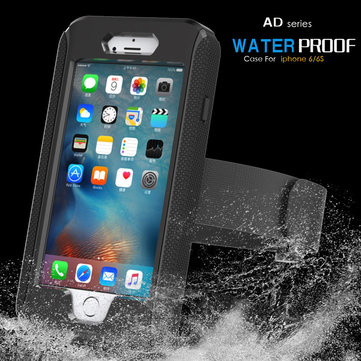 Waterproof Shockproof Dirt Snow Proof Case Cover For iPhone 6 6S 4.7Inch