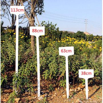 10pcs ferramentas tag impermeável maior árvore de etiqueta flor plantação adjutable plantas de jardinagem