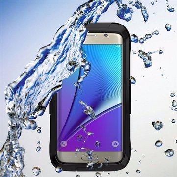 IP68 resistente al agua universal de la cubierta de buceo caso 10m caso seco Samsung Galaxy S6