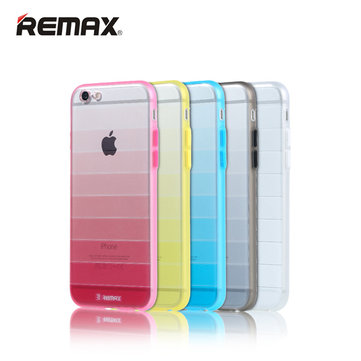 Buy Remax TPU Rainbow Pattern Soft Protective Back Cover Case iPhone 6 6S