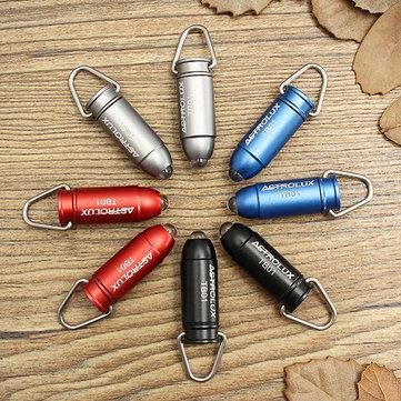 Astrolux TB-01 Bullet Alliage d'aluminium 45lm mini LED keychain lampe de poche