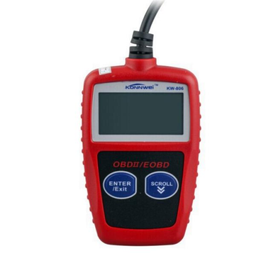 KONNWEI KW806 OBDII Code Reader Scanner OBD2 Car Diagnostic Tool
