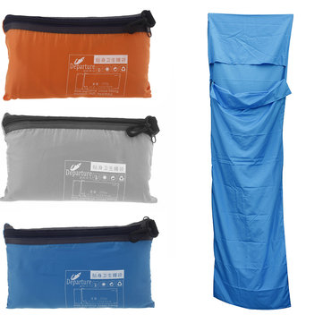 Ultra-light Portable Single Sleeping Bag Polyester Pongee Liner Mini Sleeping Bag For Camping Travel