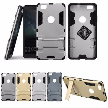 Buy TPU+PC Hybrid Shockproof Stand Hard Case Cover HUAWEI P8 Lite