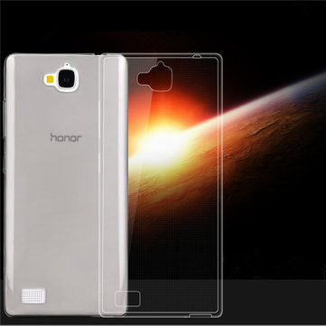 Buy Ultra Thin Soft TPU Protective Case Cover Huawei Honor 3C