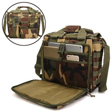 Outdoor Mochila Messenger Laptop Mochila Mensageiro Bag Travel Tático Multifunction Bag