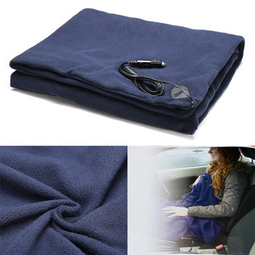 Buy Body Warmer Car Electric Henting Fleece Blanket 150 x 110CM MAX 65 Celsius DC 12-24V