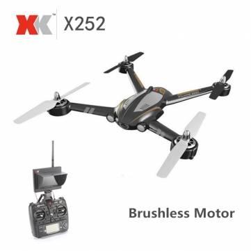 XK X252 em preto