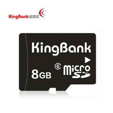 Buy KingBank 8GB Class6 TF Micro SD Memory Card
