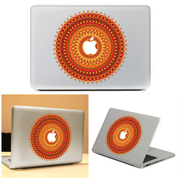 Buy Bright Flower Decal Vinyl Sticker Skin Laptop Macbook 11'' 12'' 13'' 15'' 17''