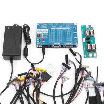 7-84inch LVDS écran LCD LED panneau d'écran Tester pour la TV Ordinateur portable Réparation d'ordinateur