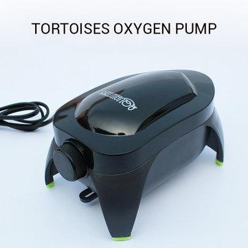 Alto consumo de energía ultra silencioso de la bomba de aire de acuario tanque de peces de alta energía eficiente de oxígeno respirar bomba de agua