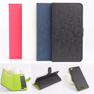 Buy Magnetic Flip Card Slots Leather Stand Case Cover CUBOT X16 X17