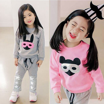 Buy BEINGQ Hot Baby Toddler Kids Girl Casual Clothes Suit Tops T Shirt Pants Outfits