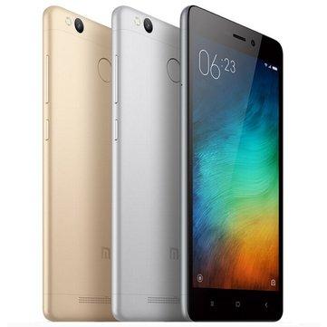 Xiaomi Redmi 3s 5 Inch Fingerprint 3GB RAM 32GB ROM Snapdragon 430 Octa-core 4G Smartphone