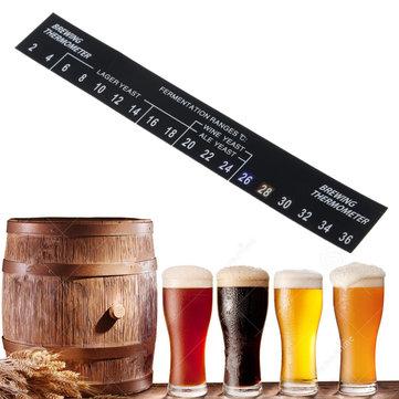 2 ℃ --36 ℃ bastone digitale sul termometro per la birra fatta in casa utensili da cucina spiriti birra vino
